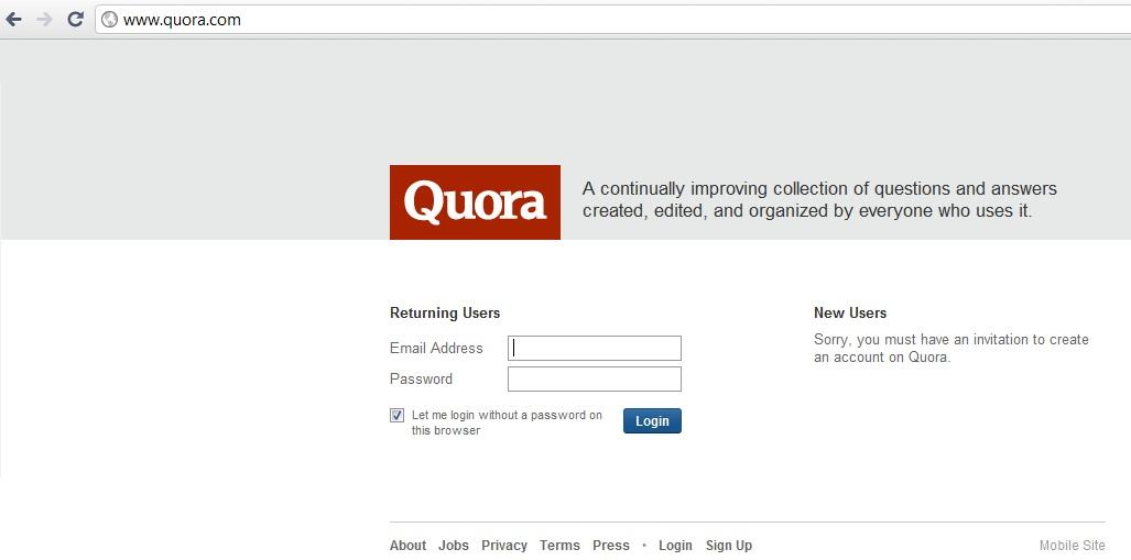 Red Quora