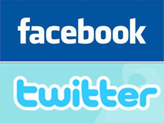 Conexion twitter y facebook