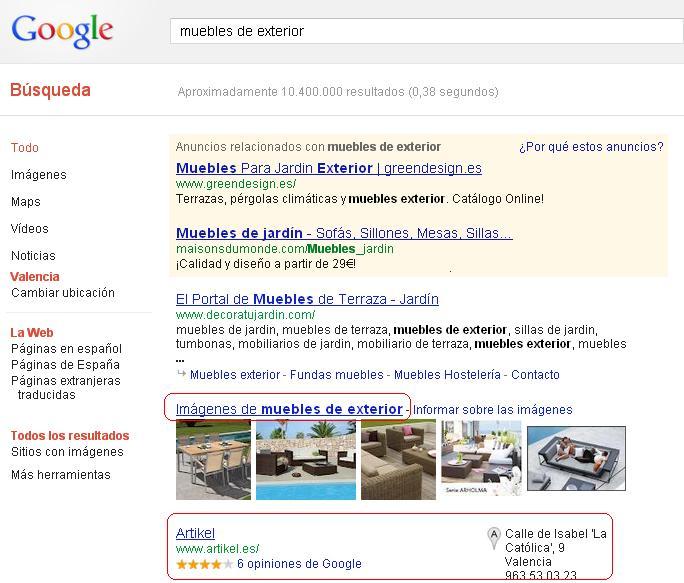 posicionamiento google imagenes