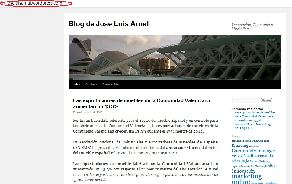 jose luis arnal blog