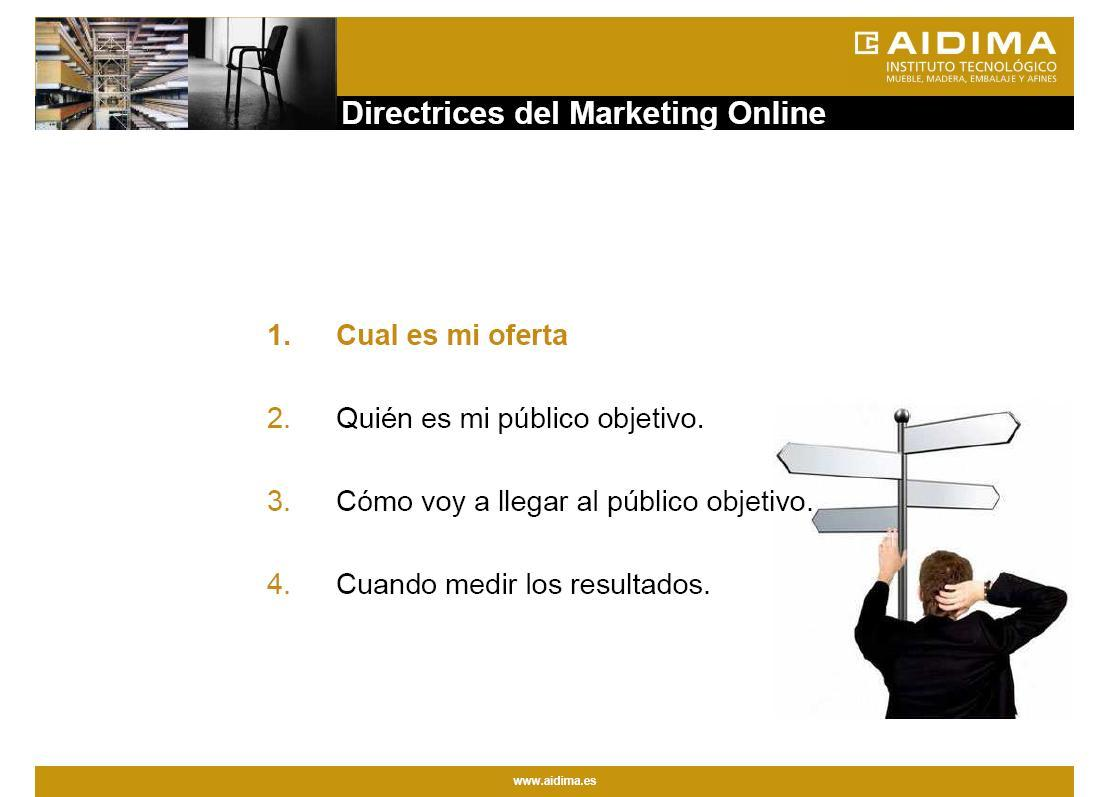 Ponencia Marketing Online Estrada