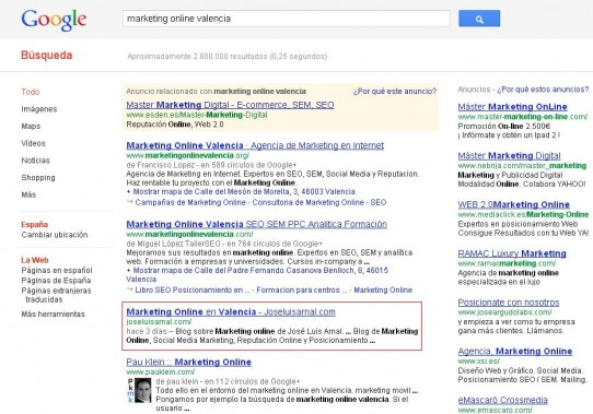 Marketing de contenidos vs backlinks