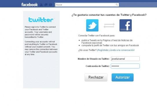 ¿Cómo poner Twitter en el muro de Facebook?