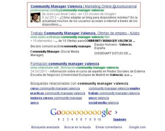 Posicionamiento en buscadores con las etiquetas del blog