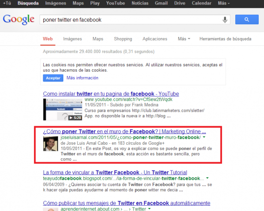 Influencia de las redes sociales en el SEO