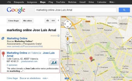 Cómo poner un mapa de google maps en una página web