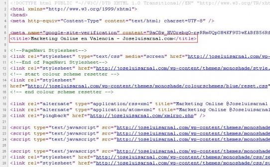 Posicionamiento web en buscadores para aprendices