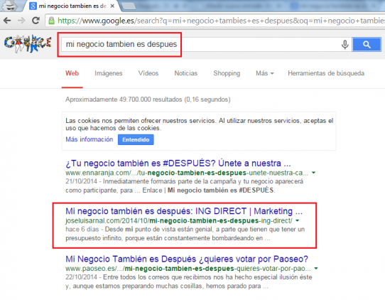 ¿Los acentos afectan al SEO?